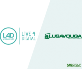 LUSAVOUGA COMPRA 50% DA L4D WEB AGENCY