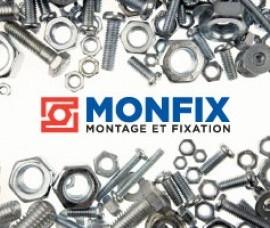Constituição da empresa MONFIX em França.